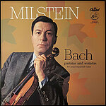 Bach partitas and sonatas for unaccompanied violin