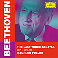 Cover Beethoven - The last three sonatas